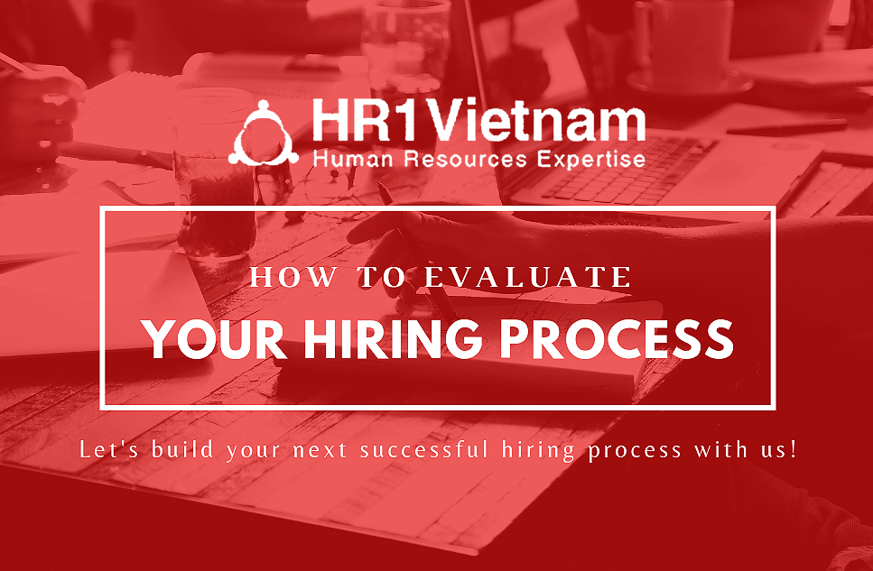 In order to be prepared for the next stages in your company's life, you need to establish thorough hiring goals, and that starts by evaluating your current recruitment process.
