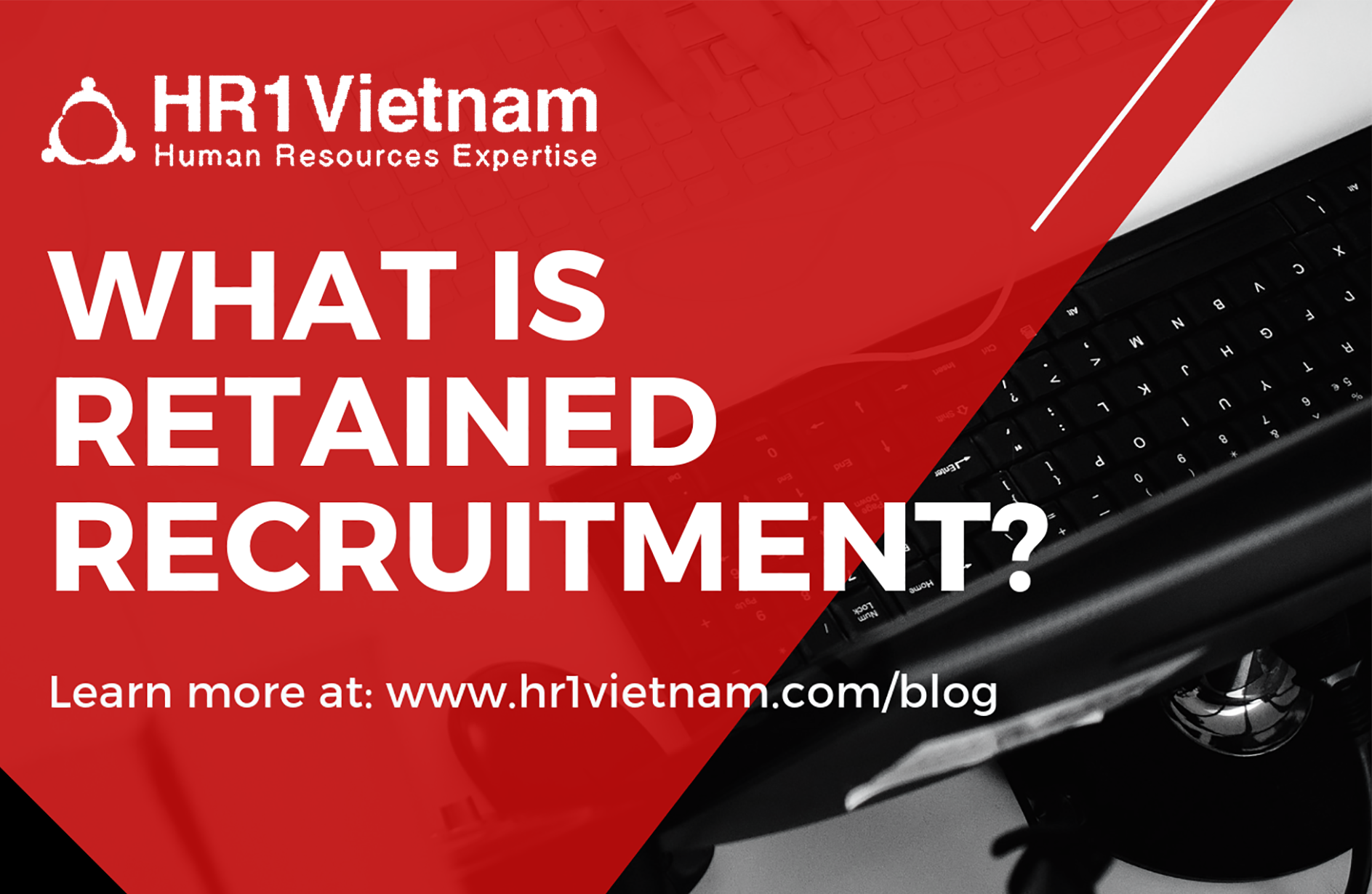 Retained search is the higher-end service in the range of recruitment models, and with that comes dedicated time and superior expertise in your industry.